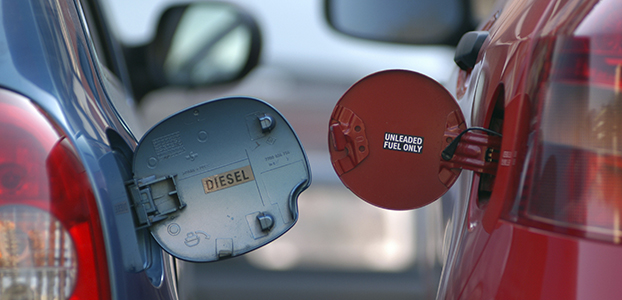 diesel versus gasoline